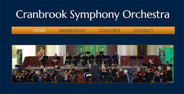 Cranbrook Symphony Orchestra
