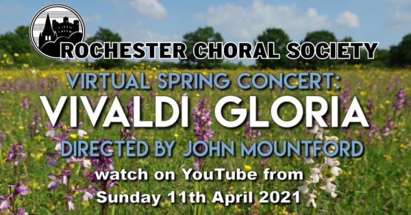 2021 Virtual Spring Concert: Vivaldi Gloria